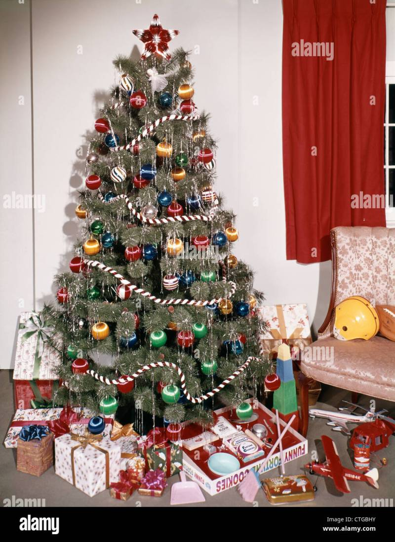 Christmas tree decorations tinsel billingsblessingbags