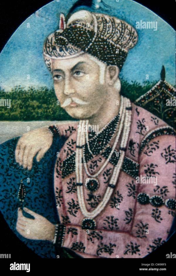 Akbar Mughal Emperor Stock Photos Akbar Mughal Emperor