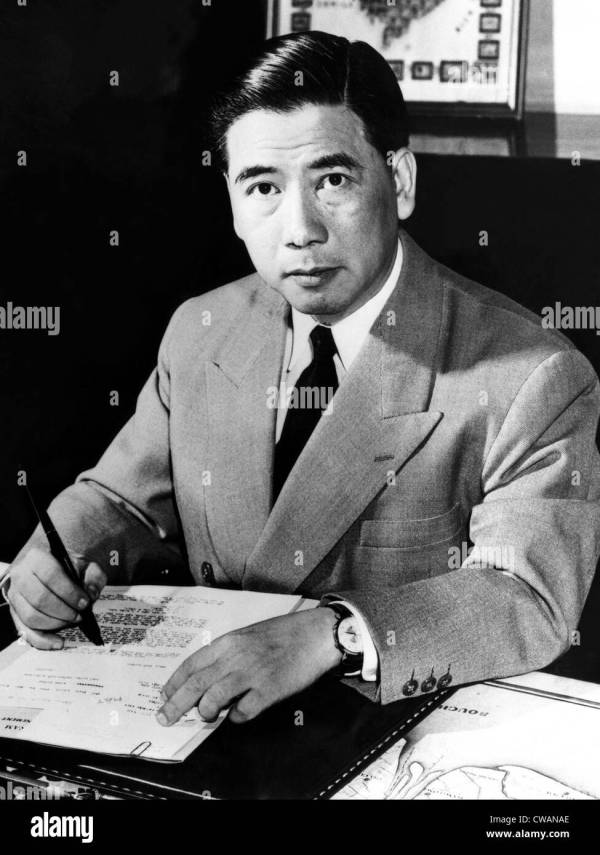 The first President of South Vietnam, Ngo Dinh Diem, 1961 ...