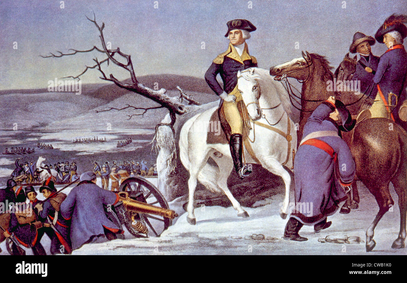 General George Washington And The Continental Army