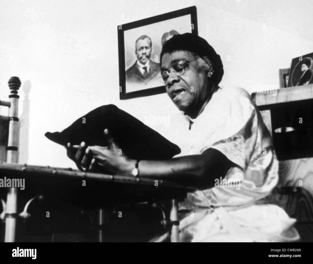Mary Mcleod Bethune Stock Photo