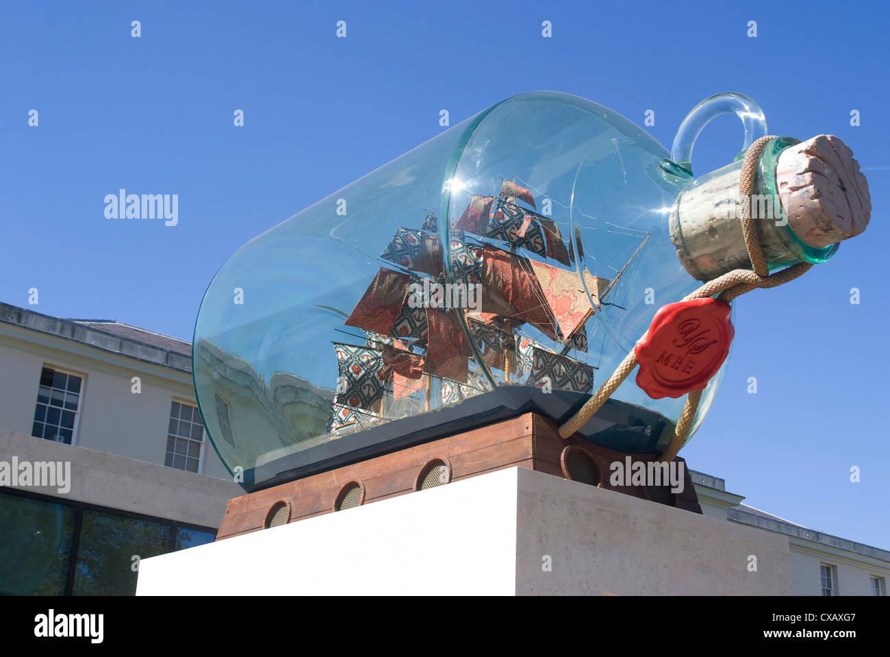 Ships In Bottles Stock Photos Amp Ships In Bottles Stock