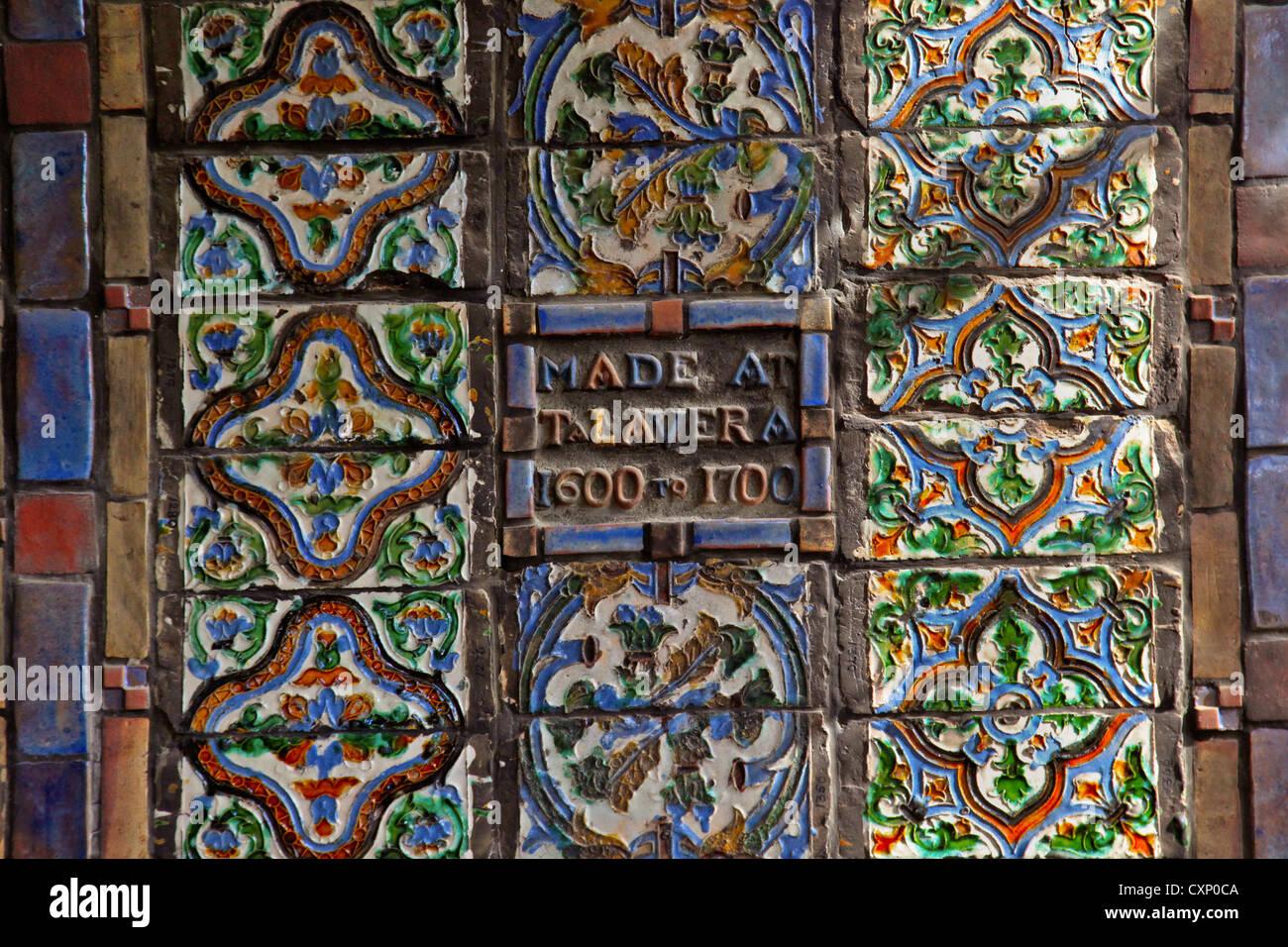 https www alamy com stock photo moravian pottery tile works in doylestown pa 50885082 html