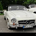 Classic Mercedes Convertible High Resolution Stock Photography And Images Alamy