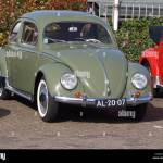 Green Volkswagen Beetle High Resolution Stock Photography And Images Alamy