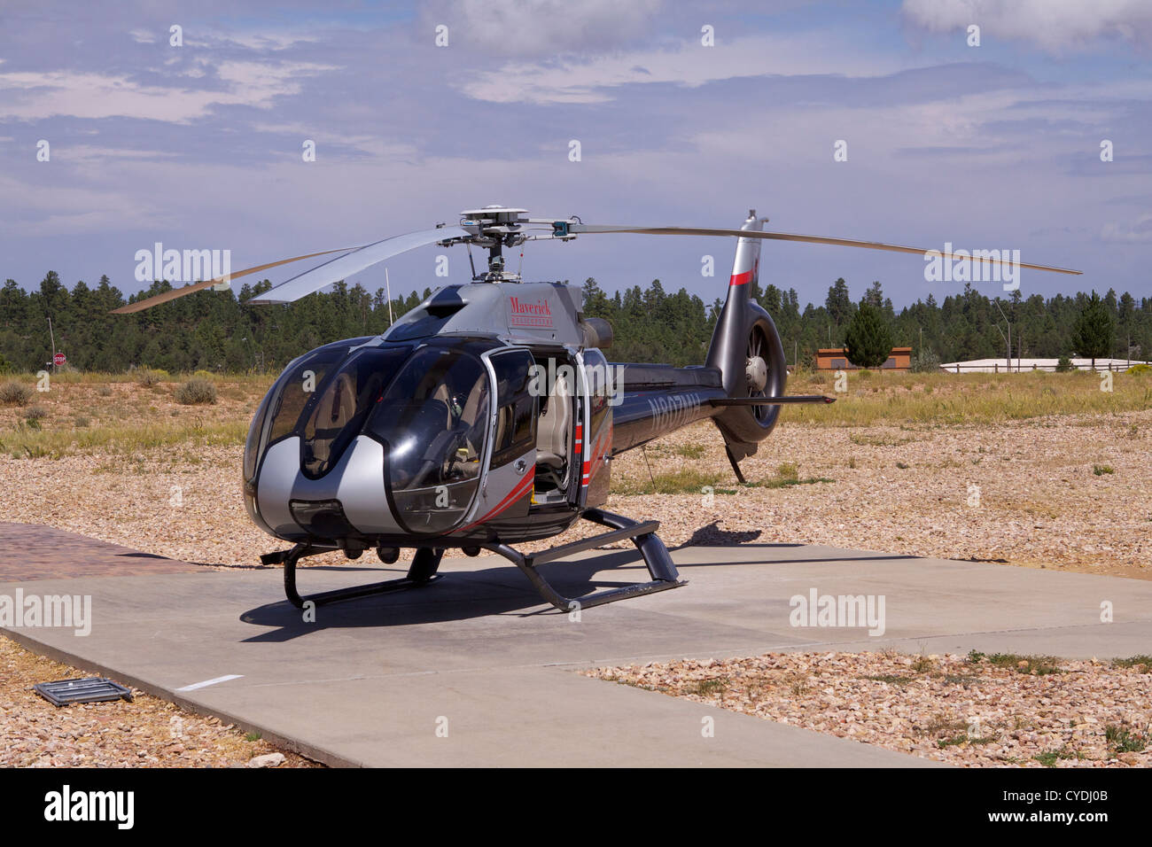 Maverick Canyon Grand Helicopters Airport