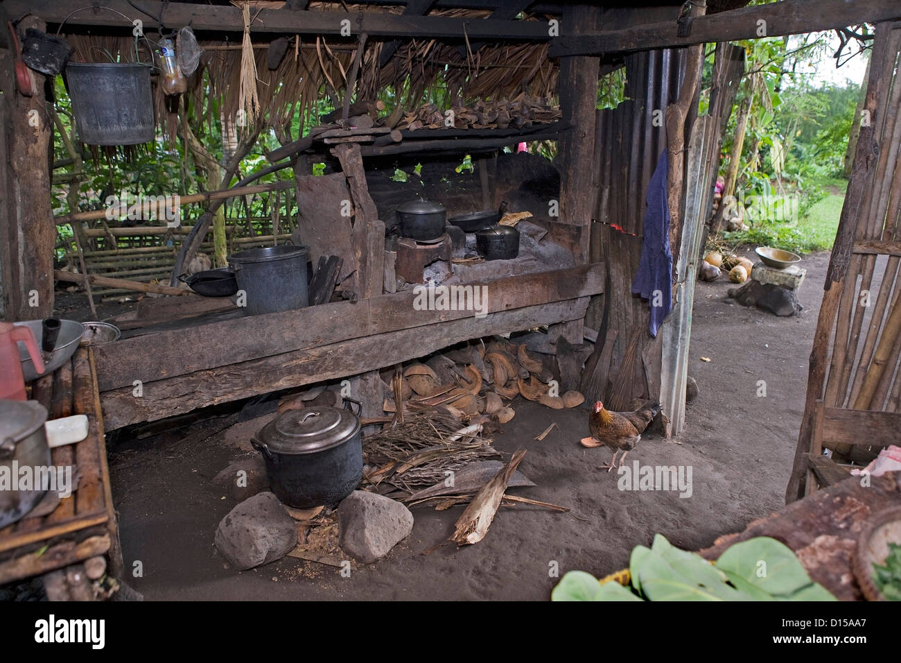 Learn tips for maximizing the efficiency of your kitchen, no matter its size. Philippine Dirty Kitchen Stock Photo: 52363647 - Alamy
