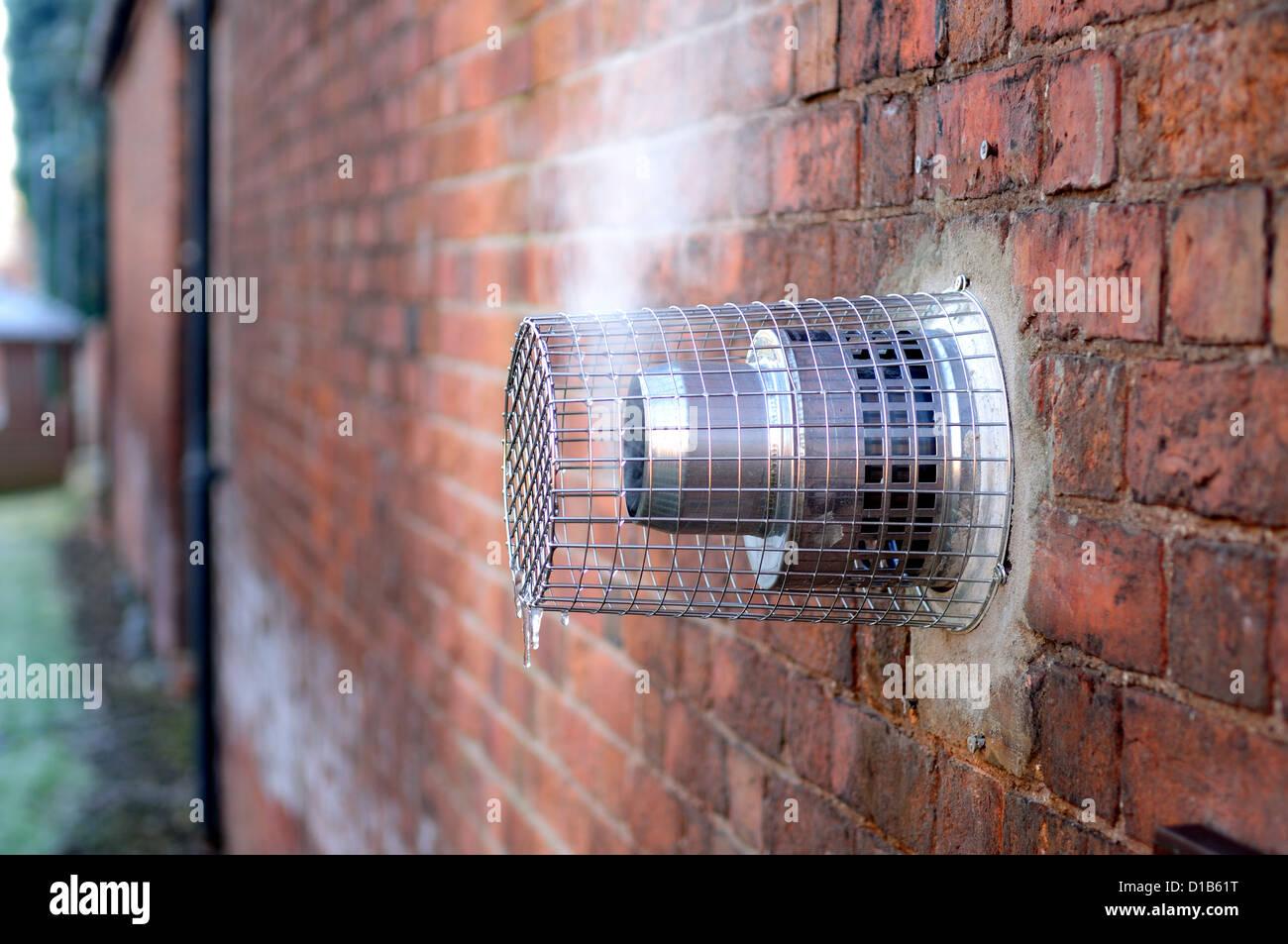 https www alamy com stock photo condensing boiler exhaust vent 52491988 html
