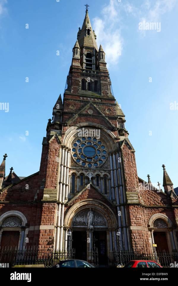 st patricks church donegall street Belfast Northern ...