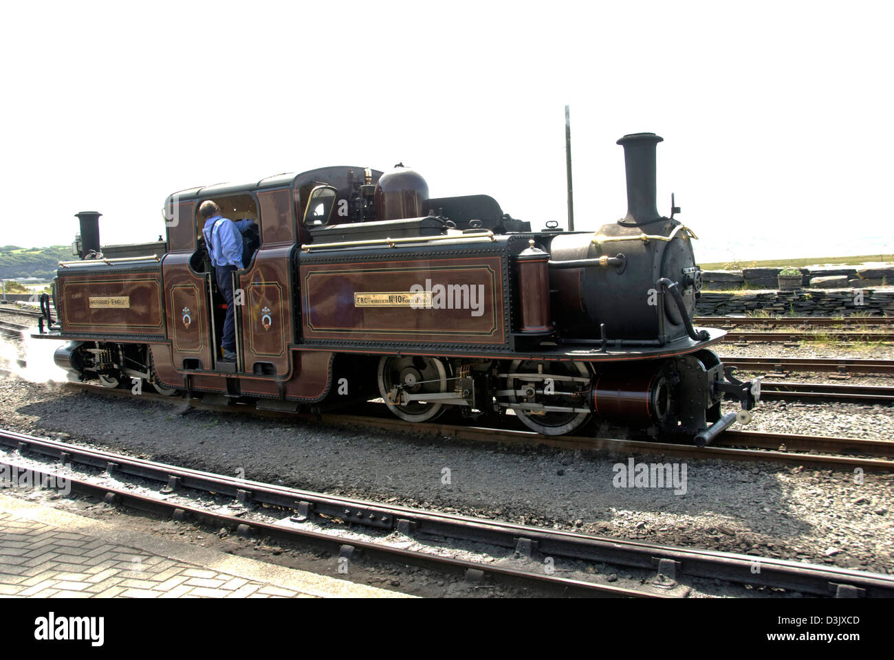West Highland Railway Wales Stock Photos Amp West Highland