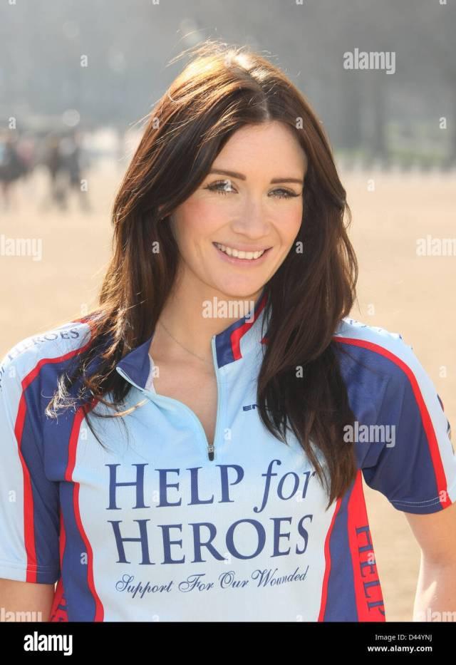 Peta Todd Help For Heroes Horse Gurad Parade London Uk