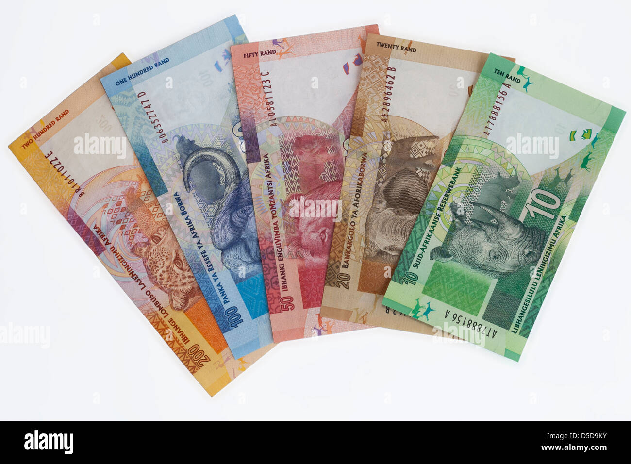 South African Banknotes