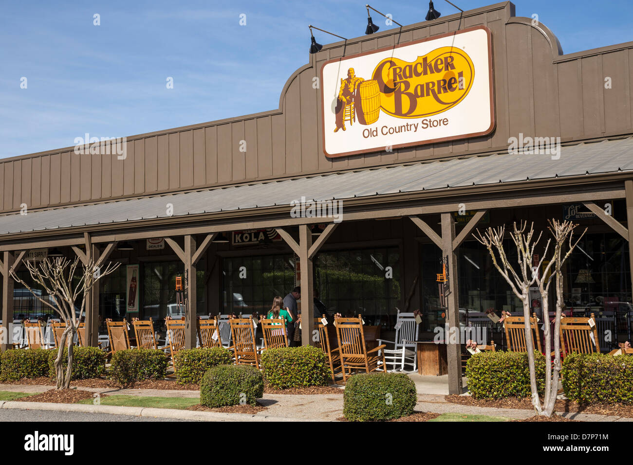 Cracker Barrel Restaurant Food