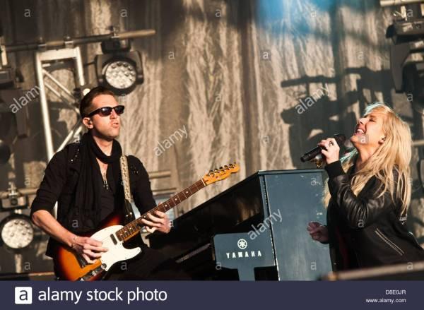 Ellie Goulding Festival Stock Photos & Ellie Goulding Festival Stock Images - Alamy