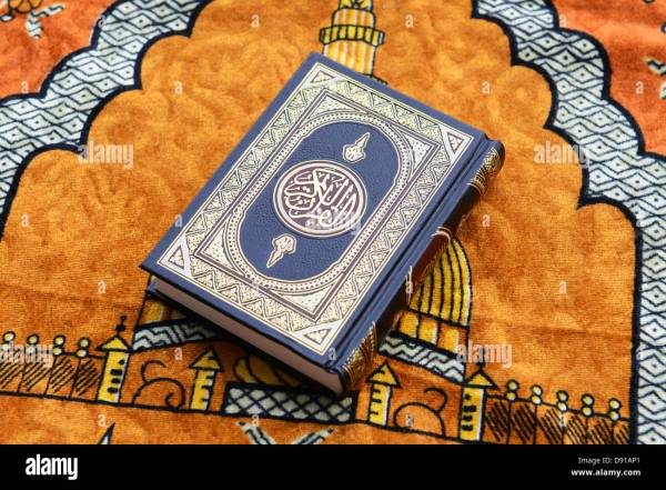 Koran, Quran, Qur'an, Holy Koran book, Quran religious ...