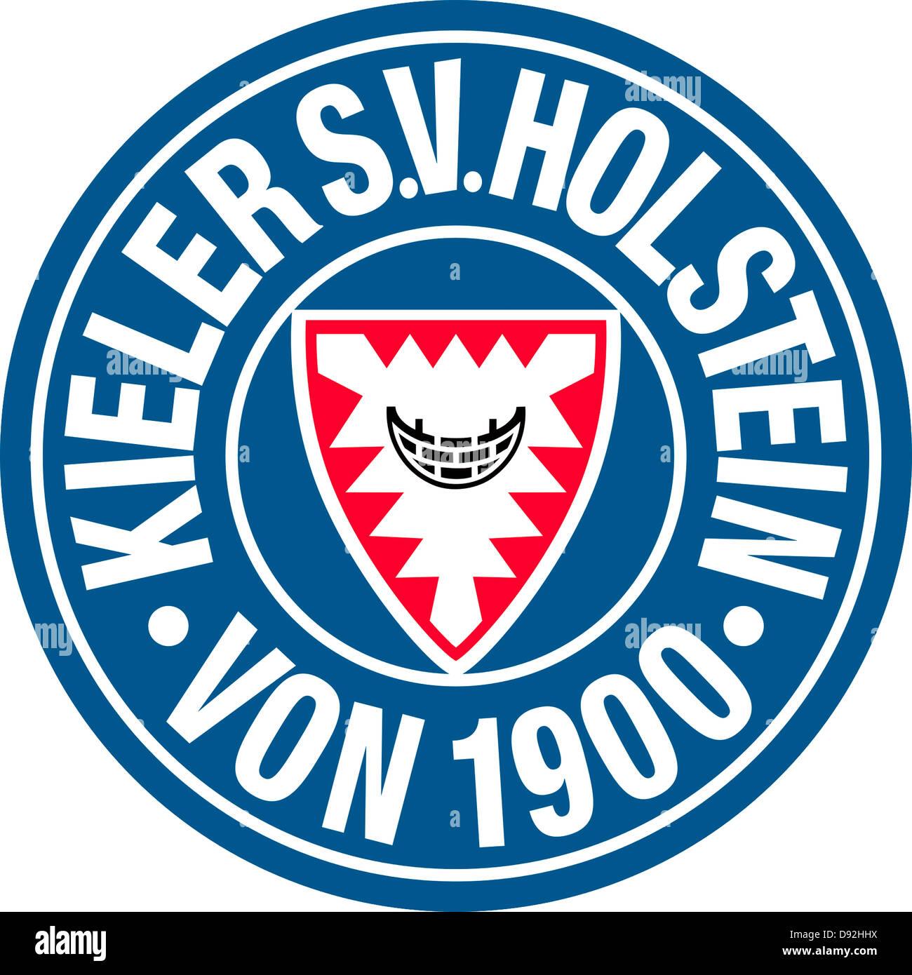 https www alamy com stock photo logo of german football team holstein kiel 57220742 html