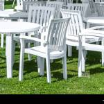 Plastic Patio Furniture High Resolution Stock Photography And Images Alamy