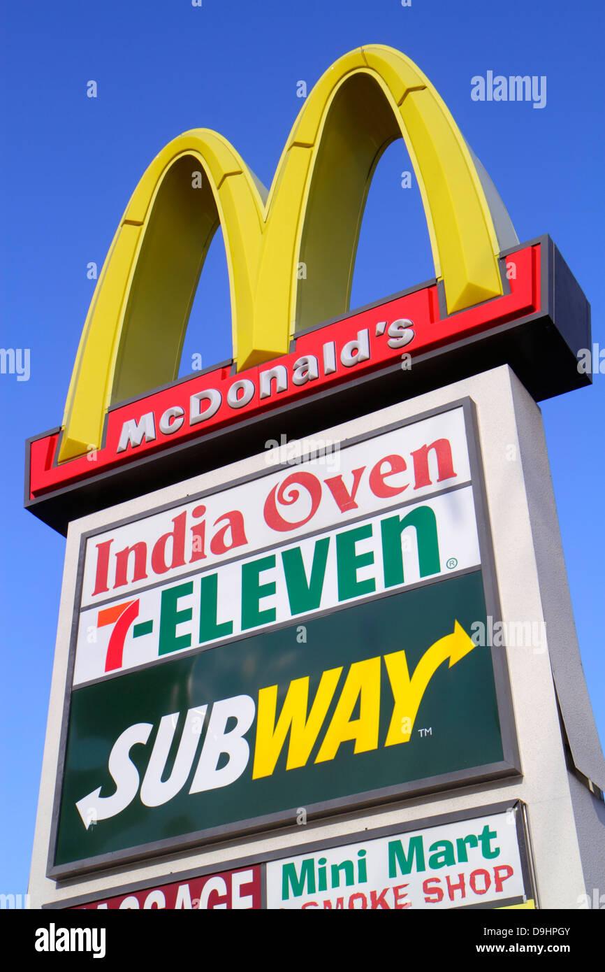 Fast Food Restaurants Vegas