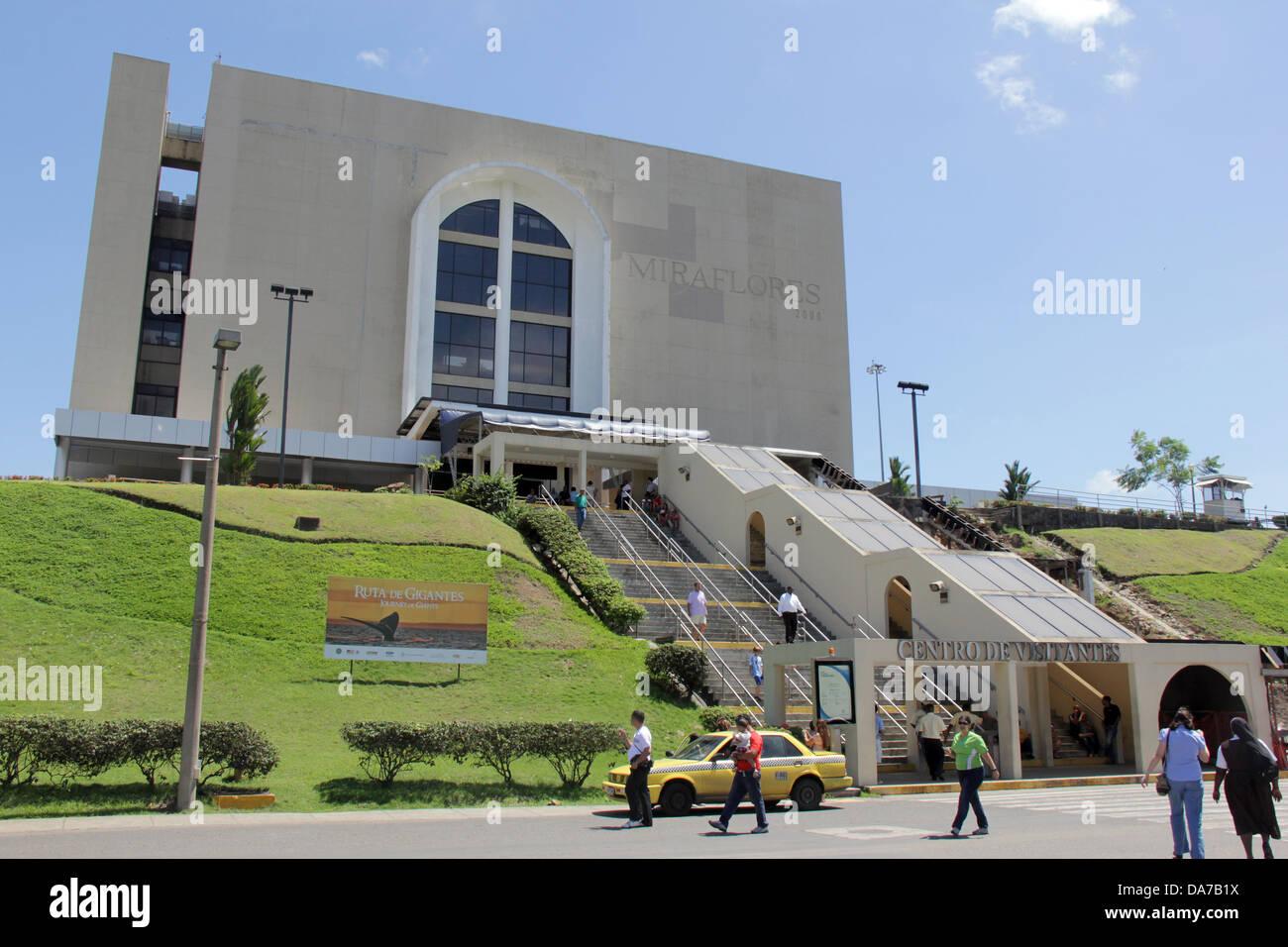 Visitor Center Panama City Panama