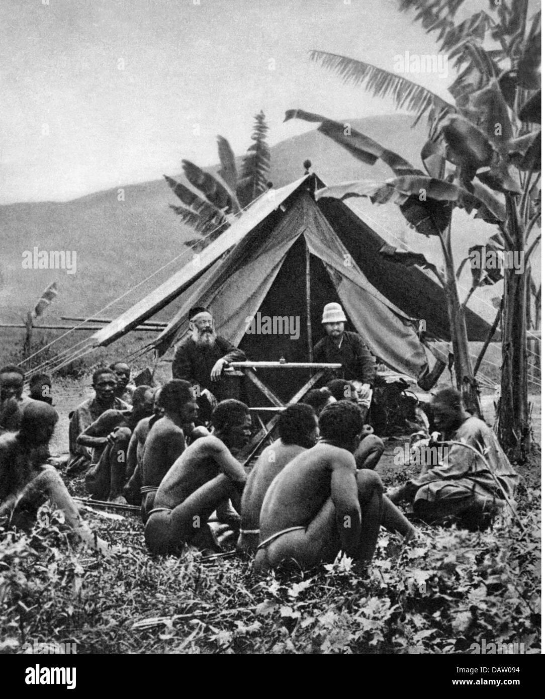 Colonialism Africa German East Africa German Missionary
