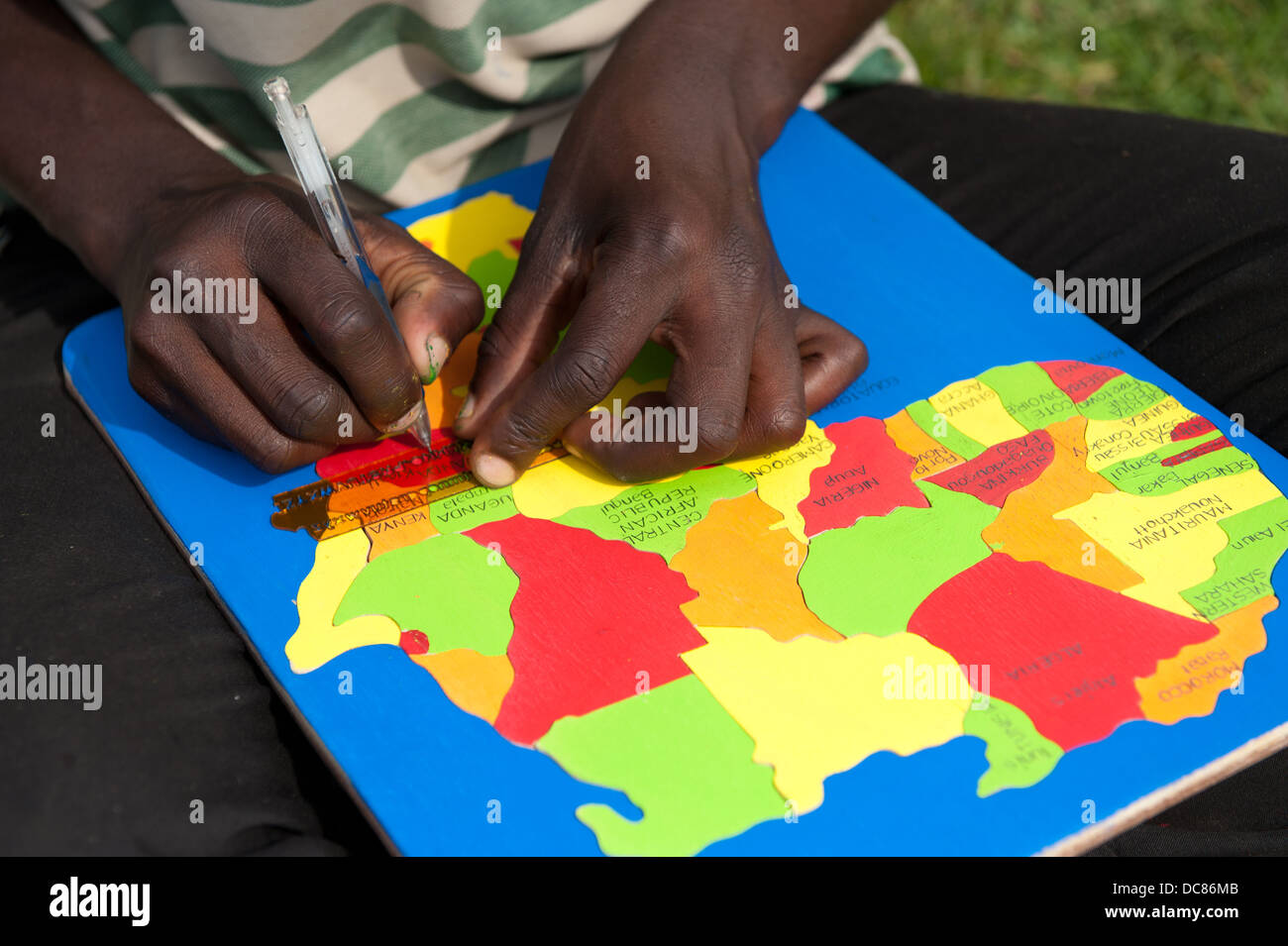 African Puzzle Stock Photos Amp African Puzzle Stock Images