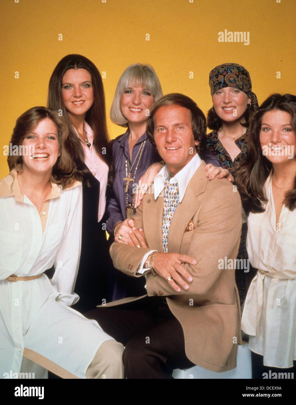 Pat Boone Shirley Boone Family