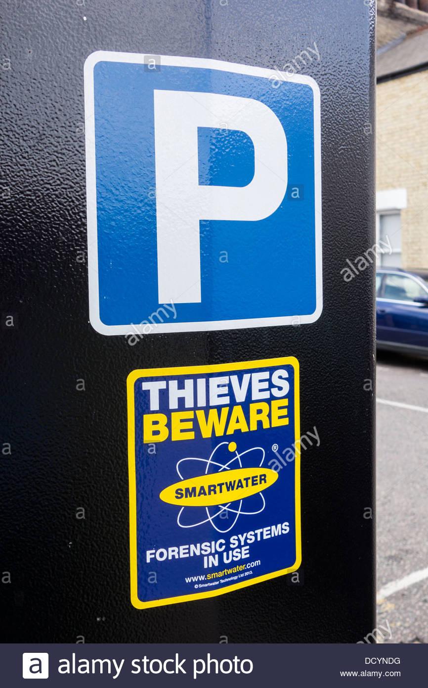 Thieves Beware Sign Stock Photos Amp Thieves Beware Sign