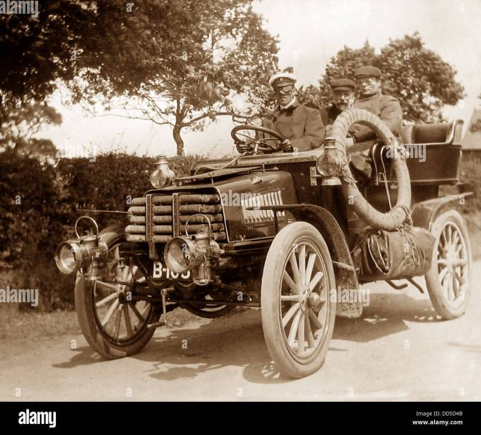 1900s Car High Resolution Stock Photography And Images Alamy
