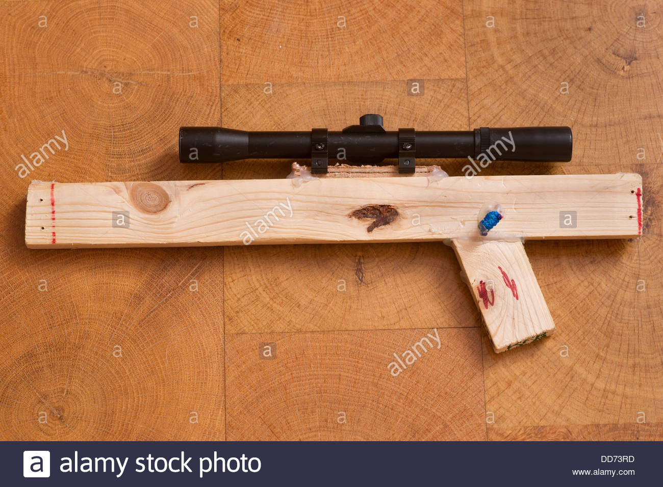 Toy Sniper Gun Scope