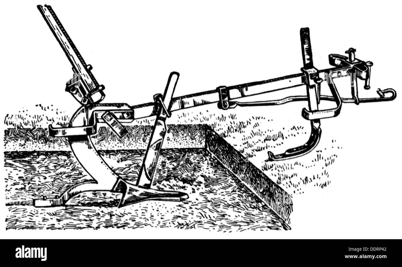 Early Farming Tools Stock Photos Amp Early Farming Tools