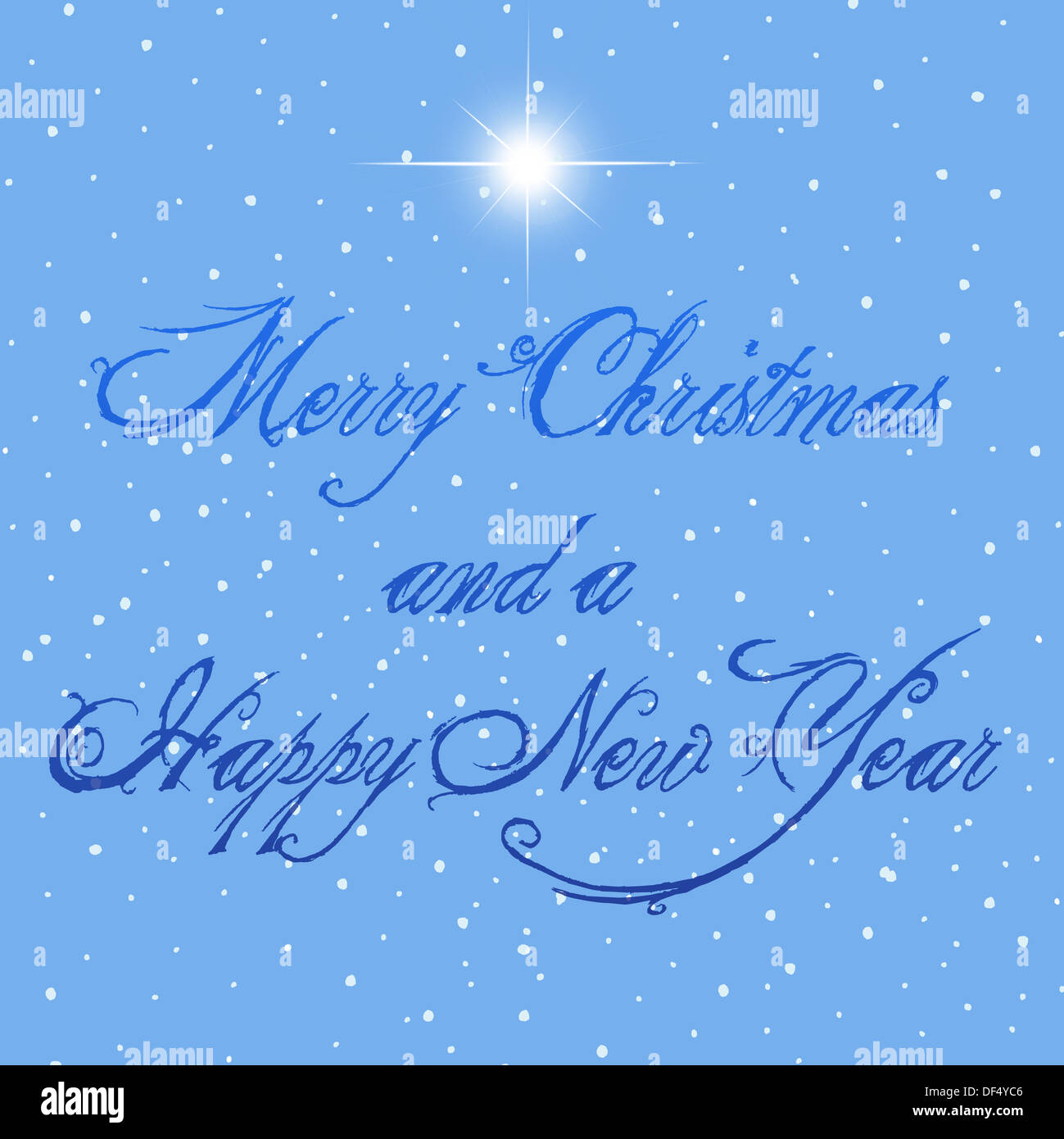 Merry New Christmas And Happy Greetings 2017 Year