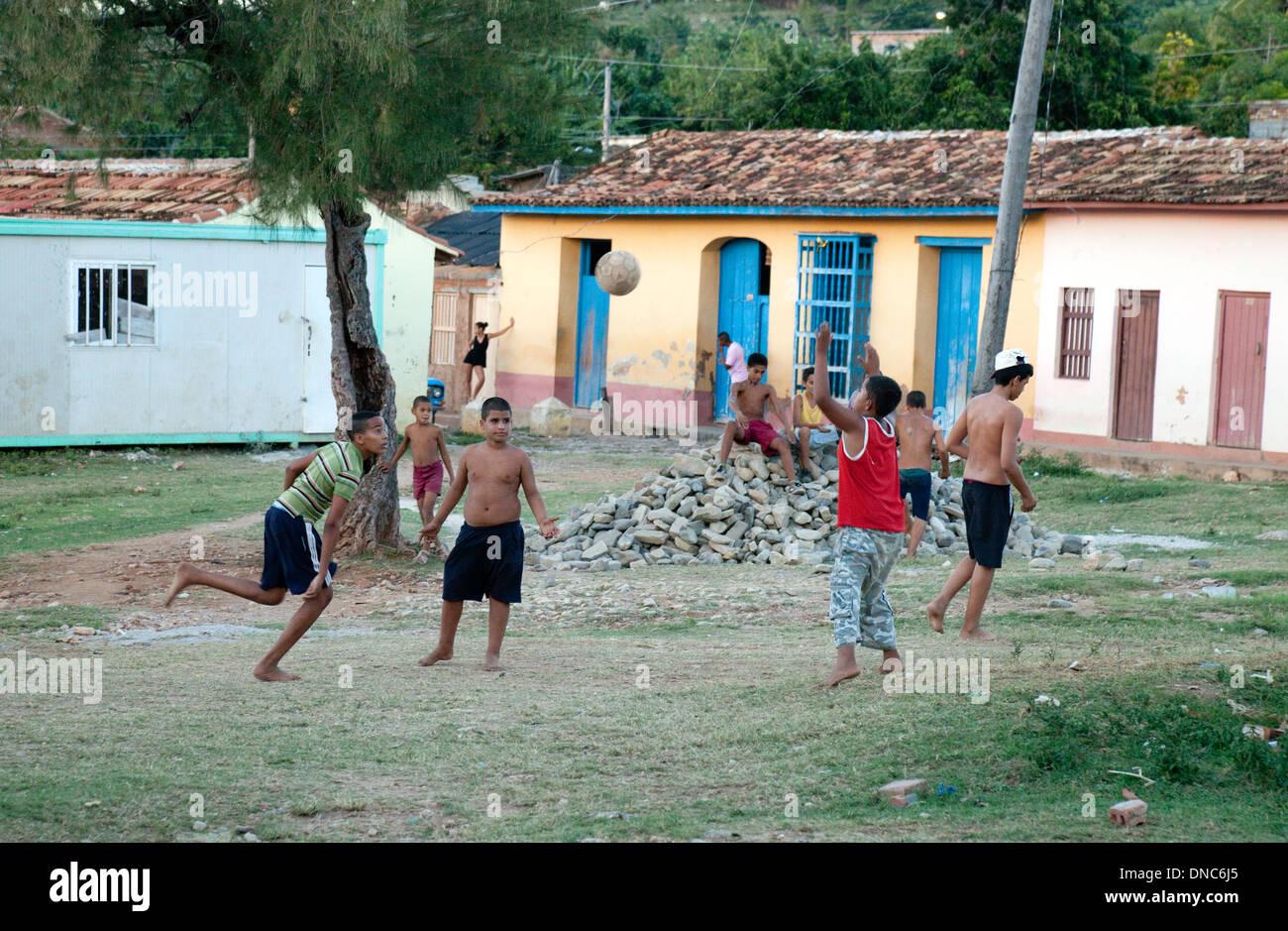 Lions Soccer Team Caribbean Cuba