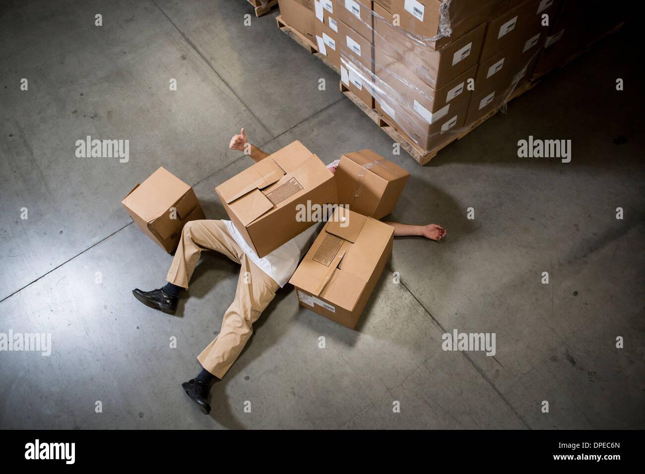 Work Warehouse Late Worker