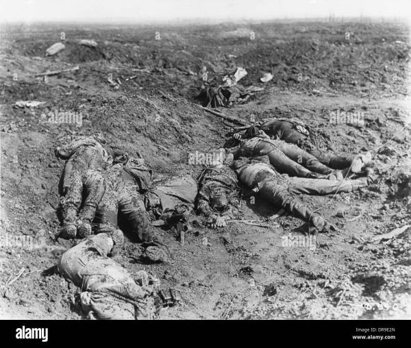 World War I Dead Stock Photo: 65976813 - Alamy