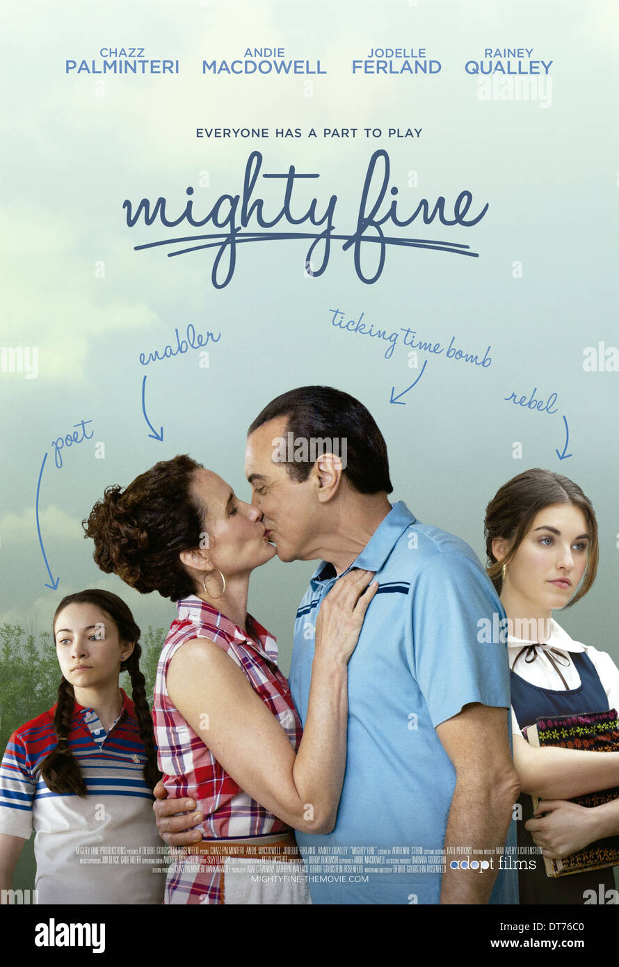 Poster do filme Mighty Fine