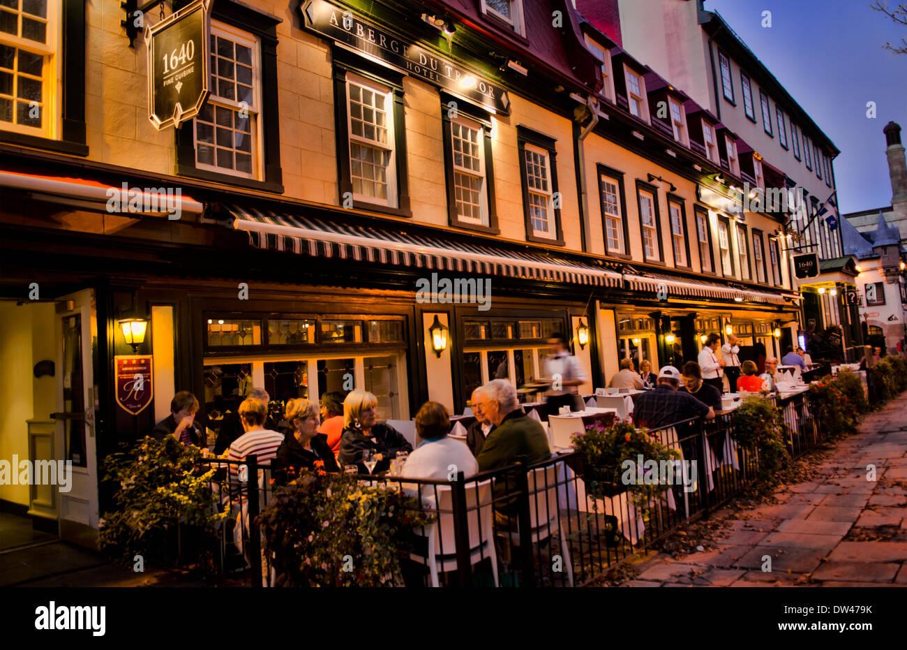 Restaurant Faks Cafe Quebec Qc Canada