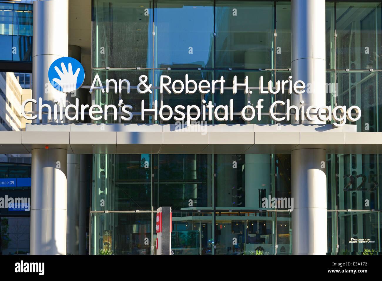 Image result for Ann & Robert H.Lurie Children's Hospital