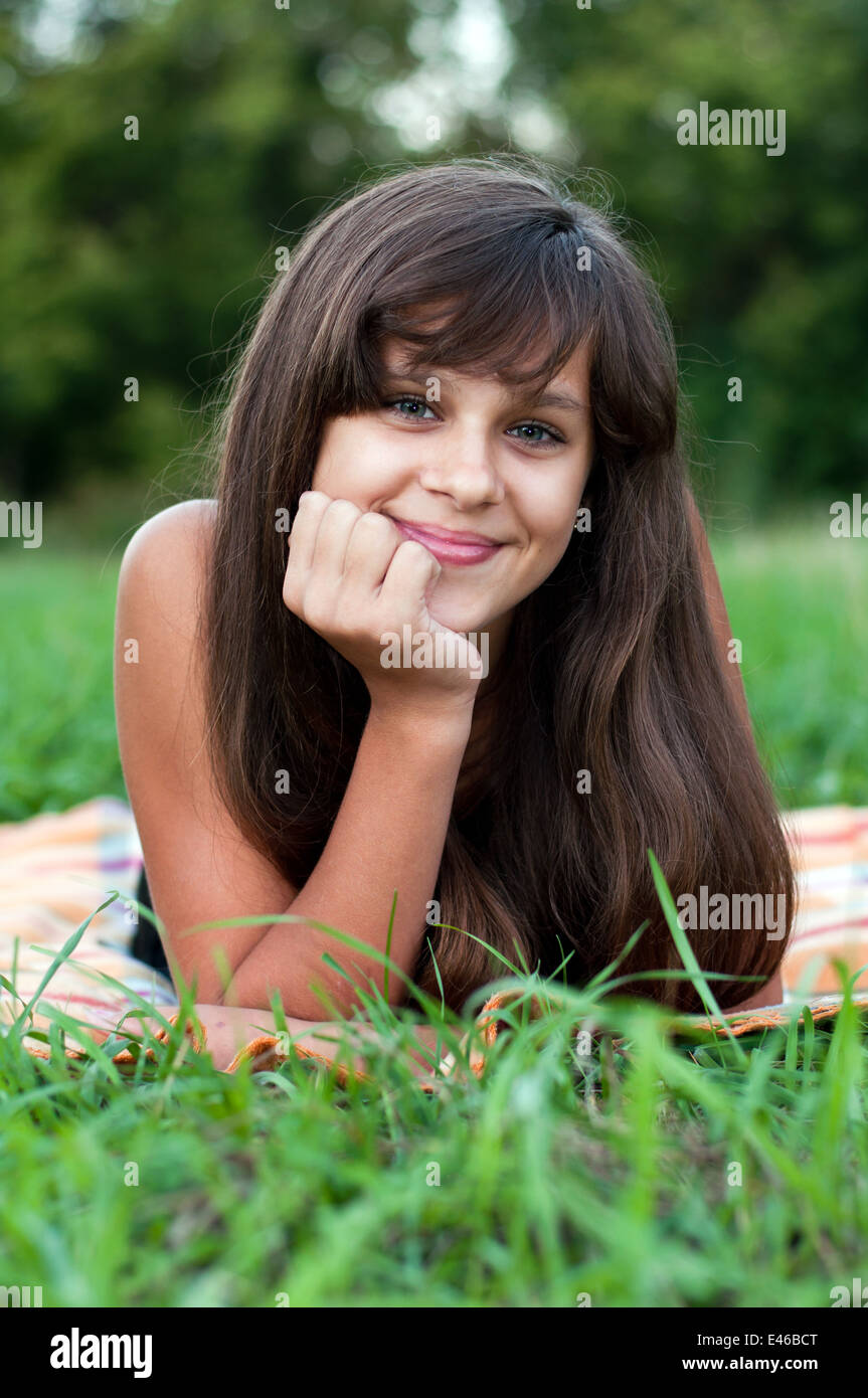 girl teen teenager transition age 13 14 15 years brunette ... on Small:zikqrscfop8= Teenage Girls  id=25534