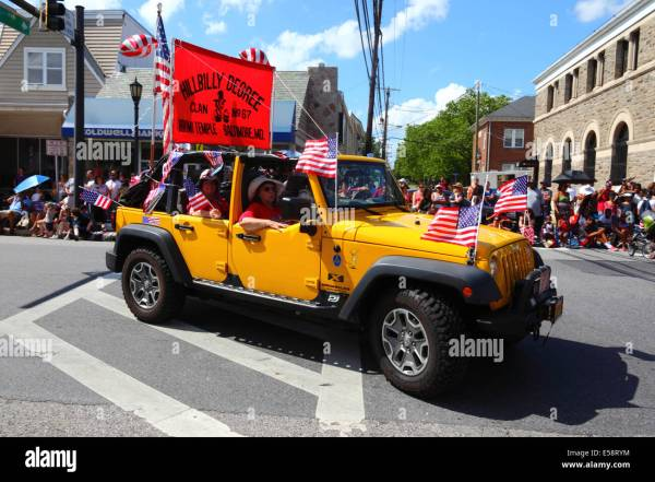Boumi Shriners Hillbilly Clan #67 take part in 4th of July ...