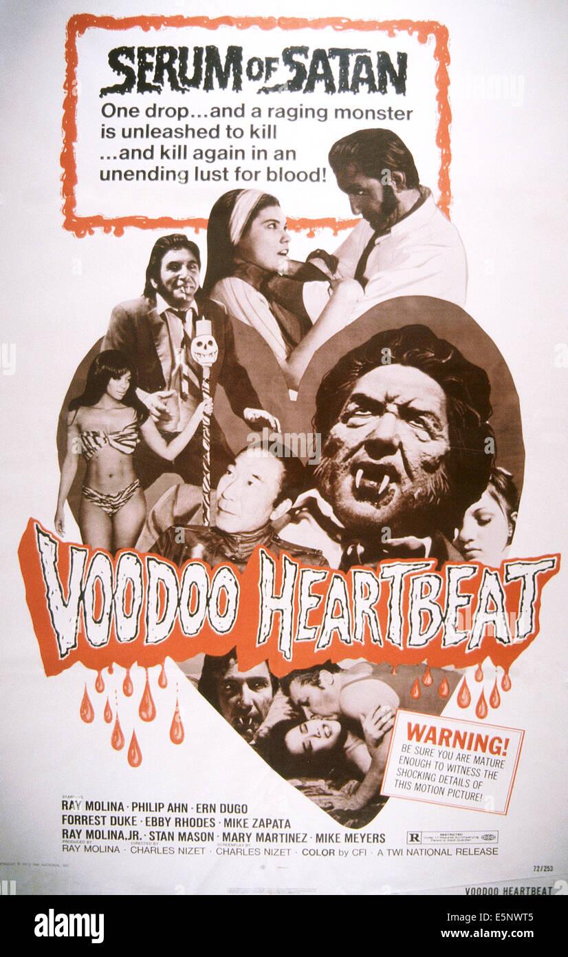 Poster do filme Voodoo Heartbeat
