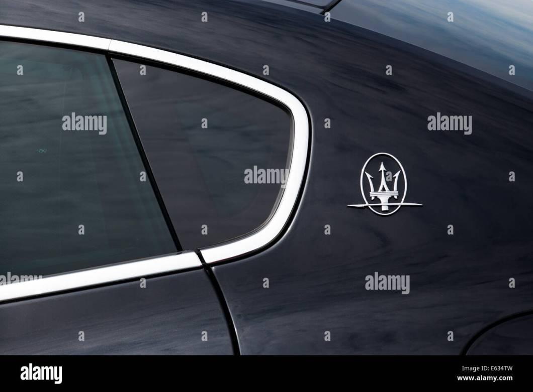 Car Emblems Trident Carbk