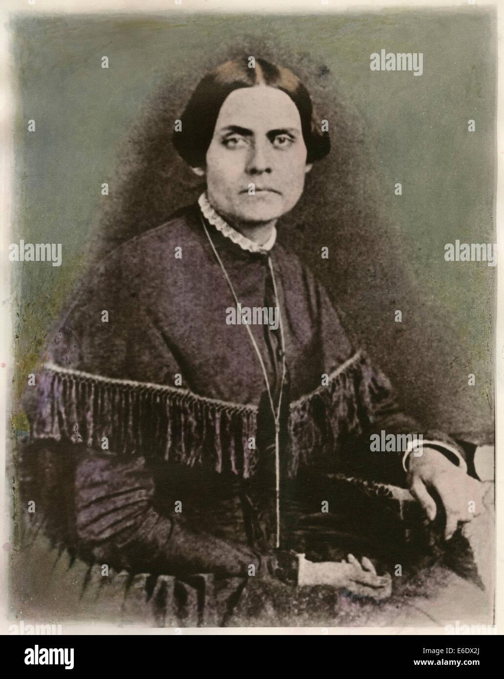 Susan B Anthony American Reformer Leader Of