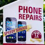 Cell Phone Shop Banner