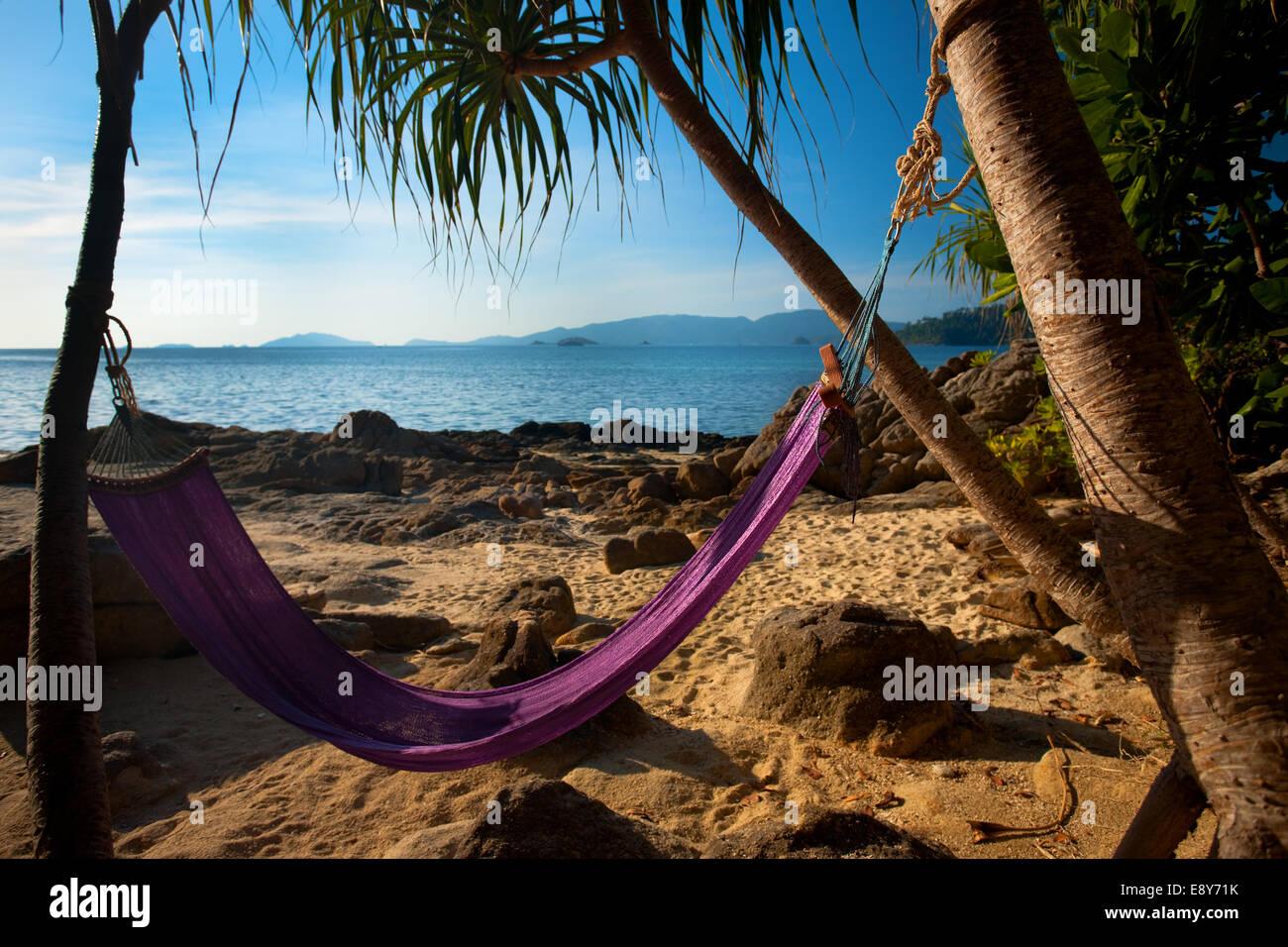 Beachfront Hammock Stock Photos Amp Beachfront Hammock Stock