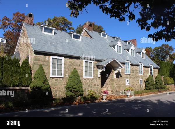 Wallcot, Ernest Flagg Estate, Todt Hill, Staten Island ...