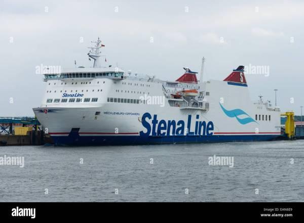 Passenger Ship Warnemuende Stock Photos & Passenger Ship ...