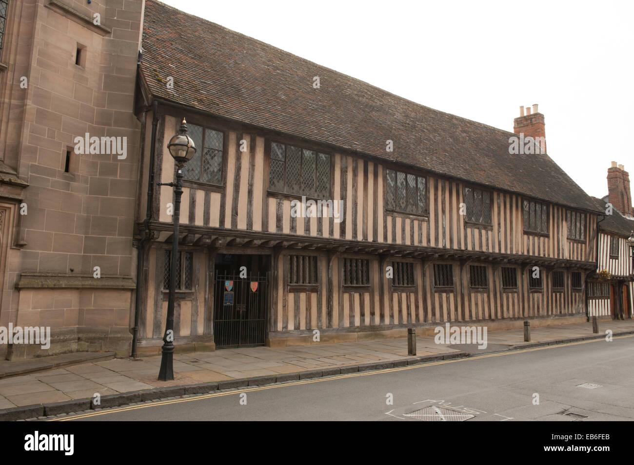 William Shakespeare S School King Edward Vi In Stratford