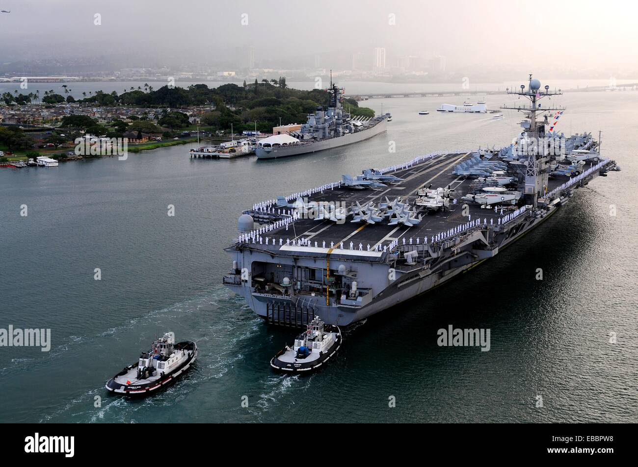 N Pm781 330 Pearl Harbor March 10 The