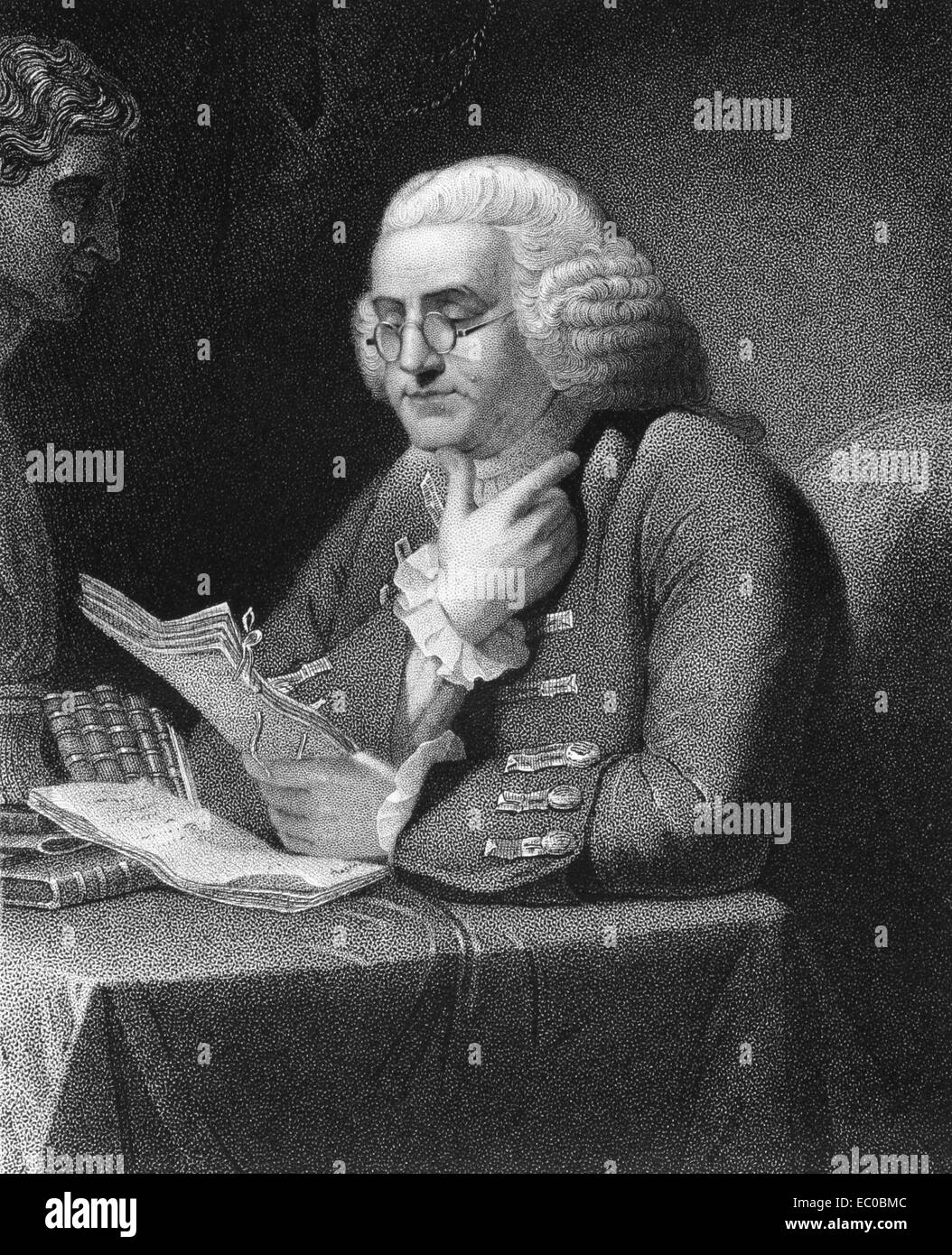 Benjamin Franklin On Engraving From One