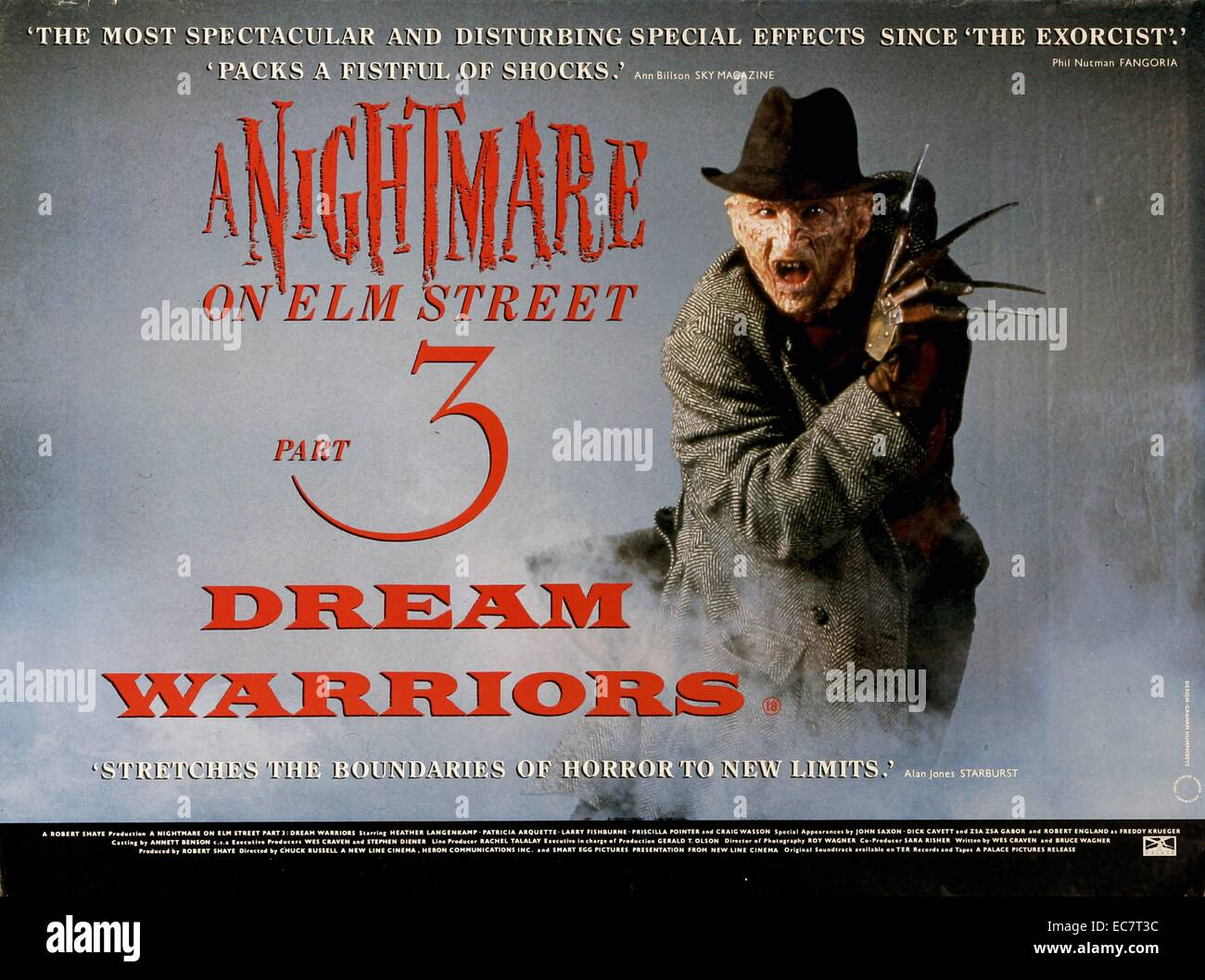 https www alamy com stock photo a nightmare on elm street 3 dream warriors is a 1987 american slasher 76389920 html